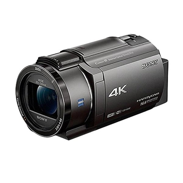 THE GREATEST SONY FDR AX40 4K Camcorder