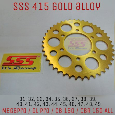 gear sss alloy