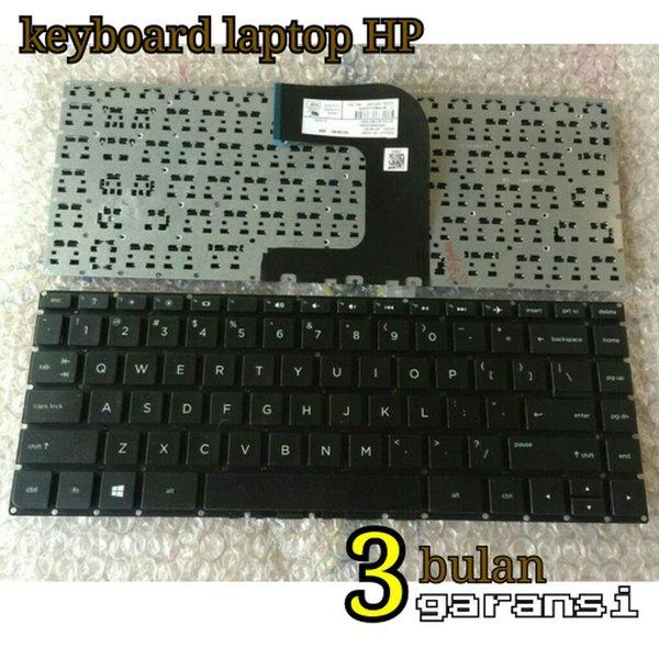 keyboard laptop HP 14 14-AC182TU AC186TU AC188TU AN004AU AN031AU AN002