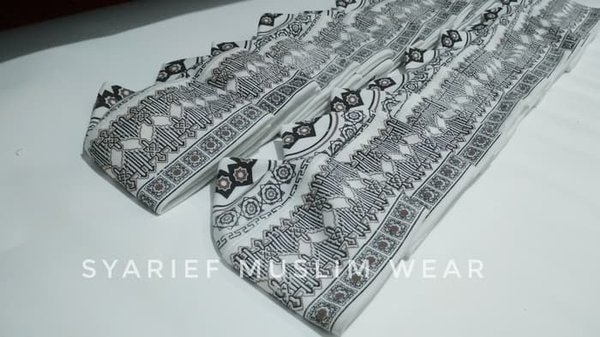 Kopiah Peci An Nur Oleh-oleh Haji Umrah Murah & Bagus
