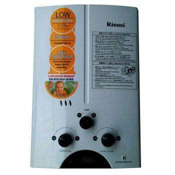 Water Heater Gas Rinnai REU-5CFC Low pressure