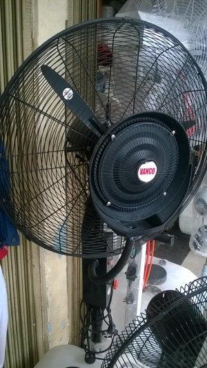 Listrik Lainnya Kipas Angin Kabut  atau  Kipas Angin Uap Diameter 30  Vanco 60L