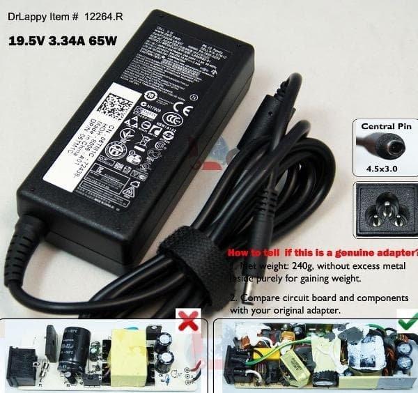 Promo Charger Casan Adaptor Dell Inspiron 14 3458 14-5458 14-5459 14-5558