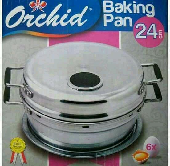 baking pan panci pemanggangan bolu