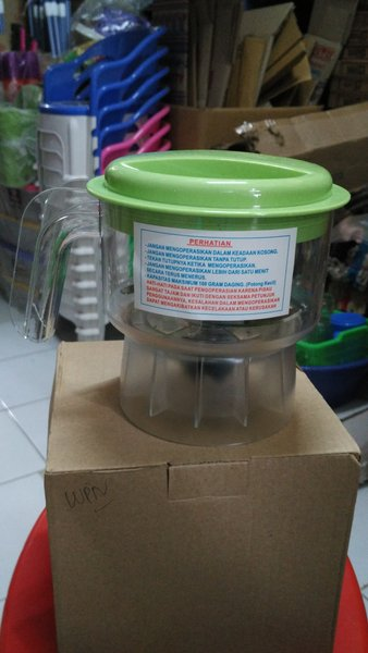 gelas blender miyako copper / pisau blender ( gelas blender daging )