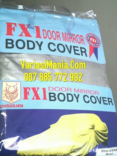 Body Cover Sarung Mobil Selimut Mobil Pick up Carry Futura