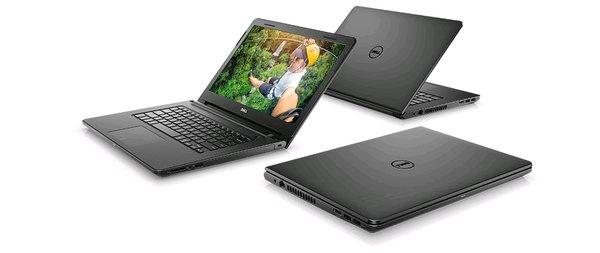Dell Inspiron 14 3476 i7-8550 Win10H 4Gb Hdd 1Tb Amd Radeon M520 14inc FHD
