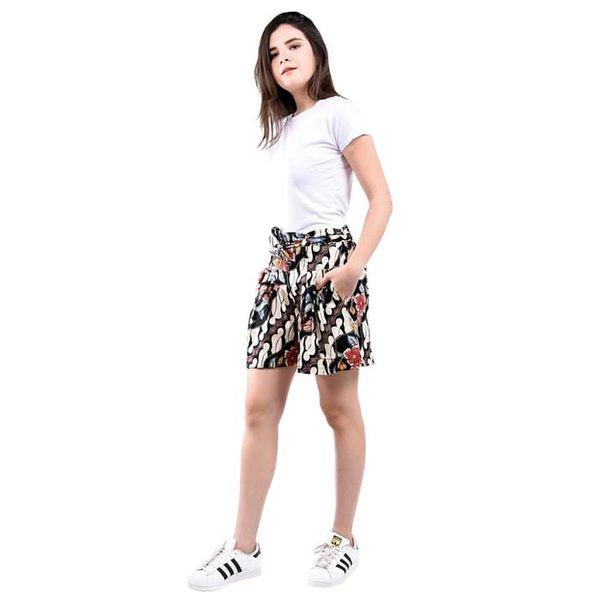 Celana Kulot Wanita Batik Cullote Pants