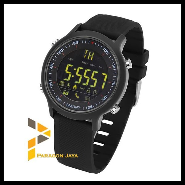 Kualitas Terbaik Smart Watch - Smartwatch Pj5 Jam Pintar Sport Watch Anti Air
