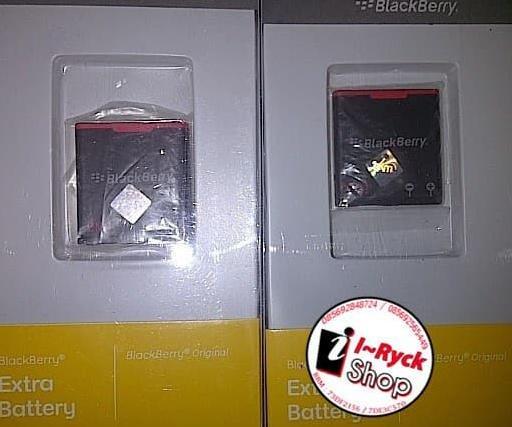 Baterai batre bb Blackberry original RIM 100. type em1 EM-1 for Apollo