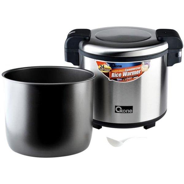 OX-189 Pemasak Nasi Rice Cooker Jumbo Oxone 5.4Lt