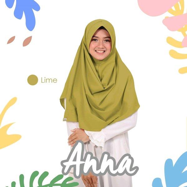 Gambar Untuk Hijab Instan Anna