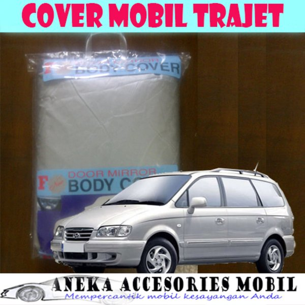 New Body Cover  Sarung  Selimut  Cover Mobil Hyundai Trajet