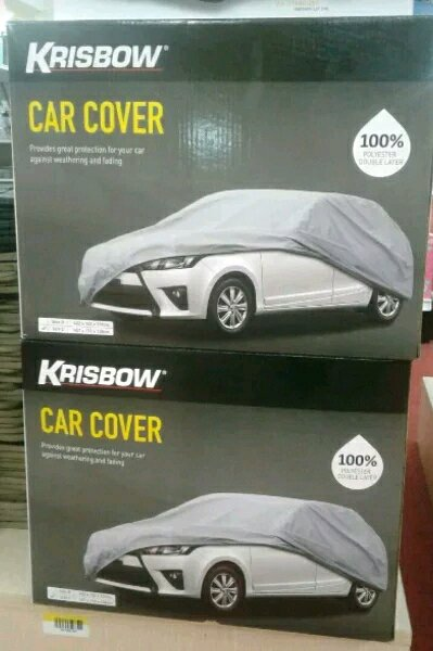 Selimut mobil krisbow  Car cover SUV-C