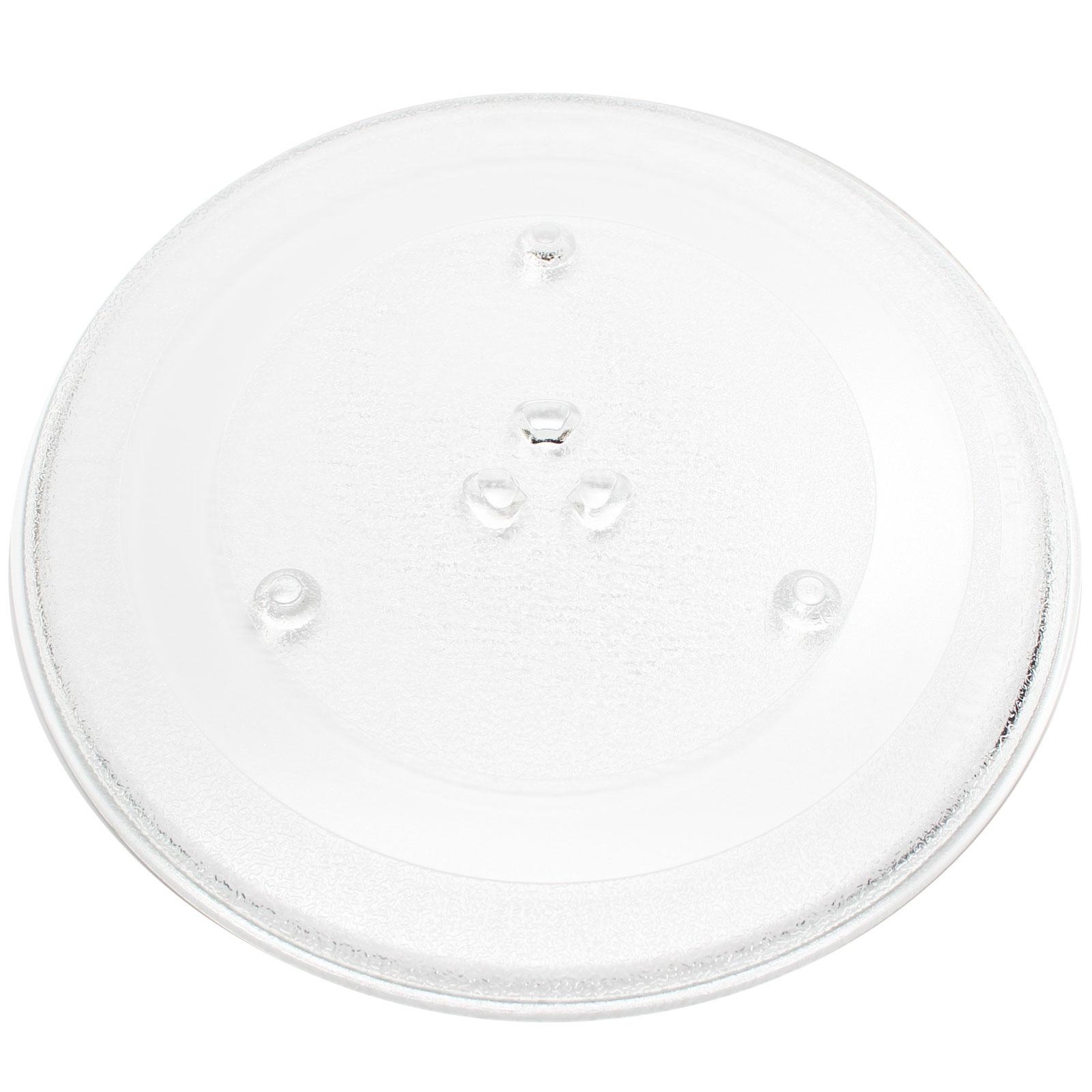 Microwave Glass Plate For Sharp R309yvr318av Emerson