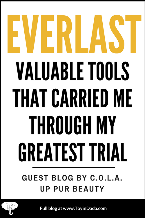 tools for trial