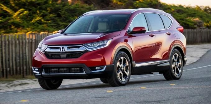 Novo Honda CRV 2019