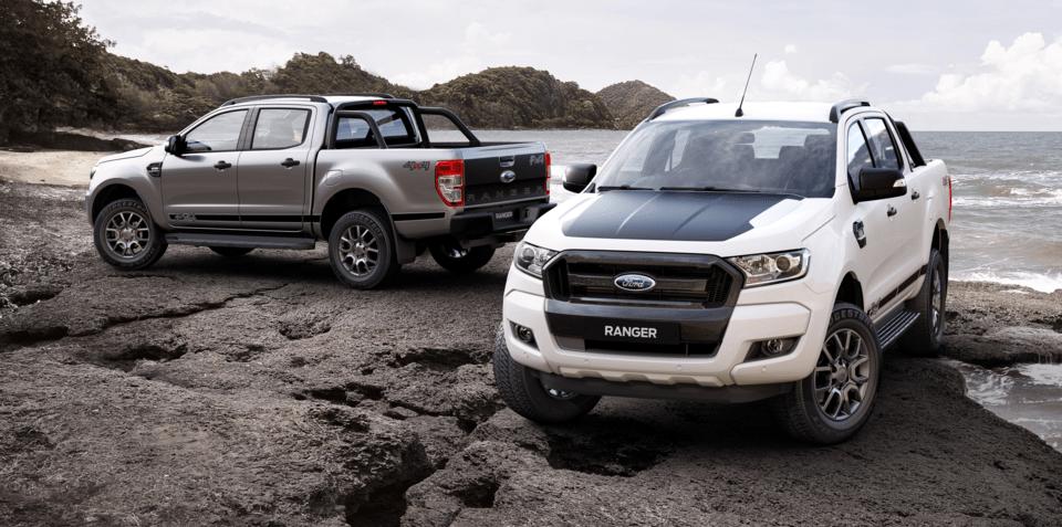 2017 Ford Ranger FX4 pricing and specs