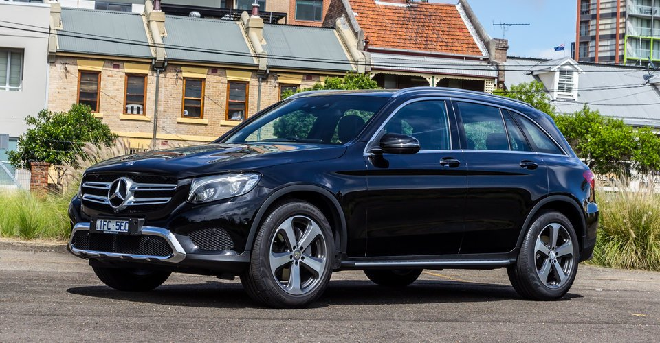 2016 Mercedes Benz GLC220d Review CarAdvice