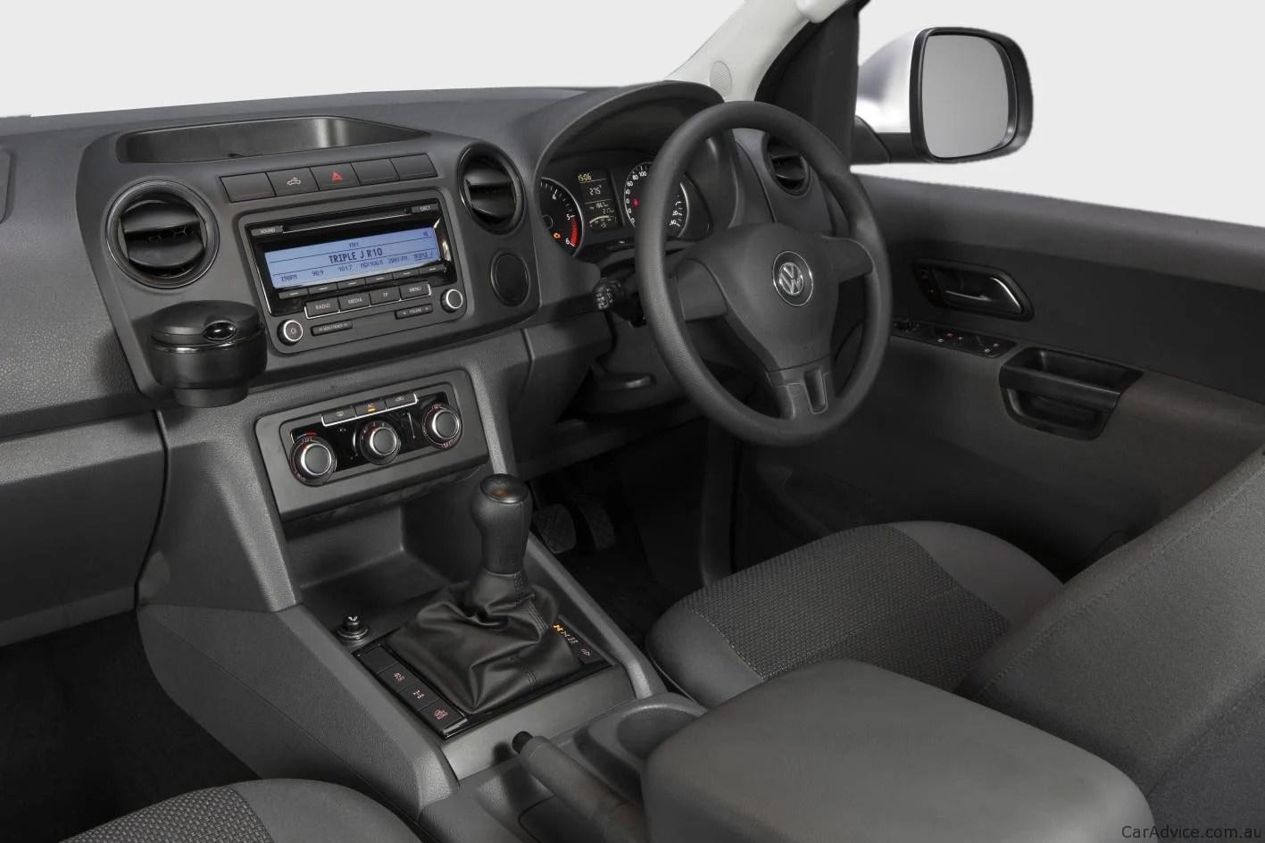 Volkswagen Amarok Off Road Review Photos CarAdvice