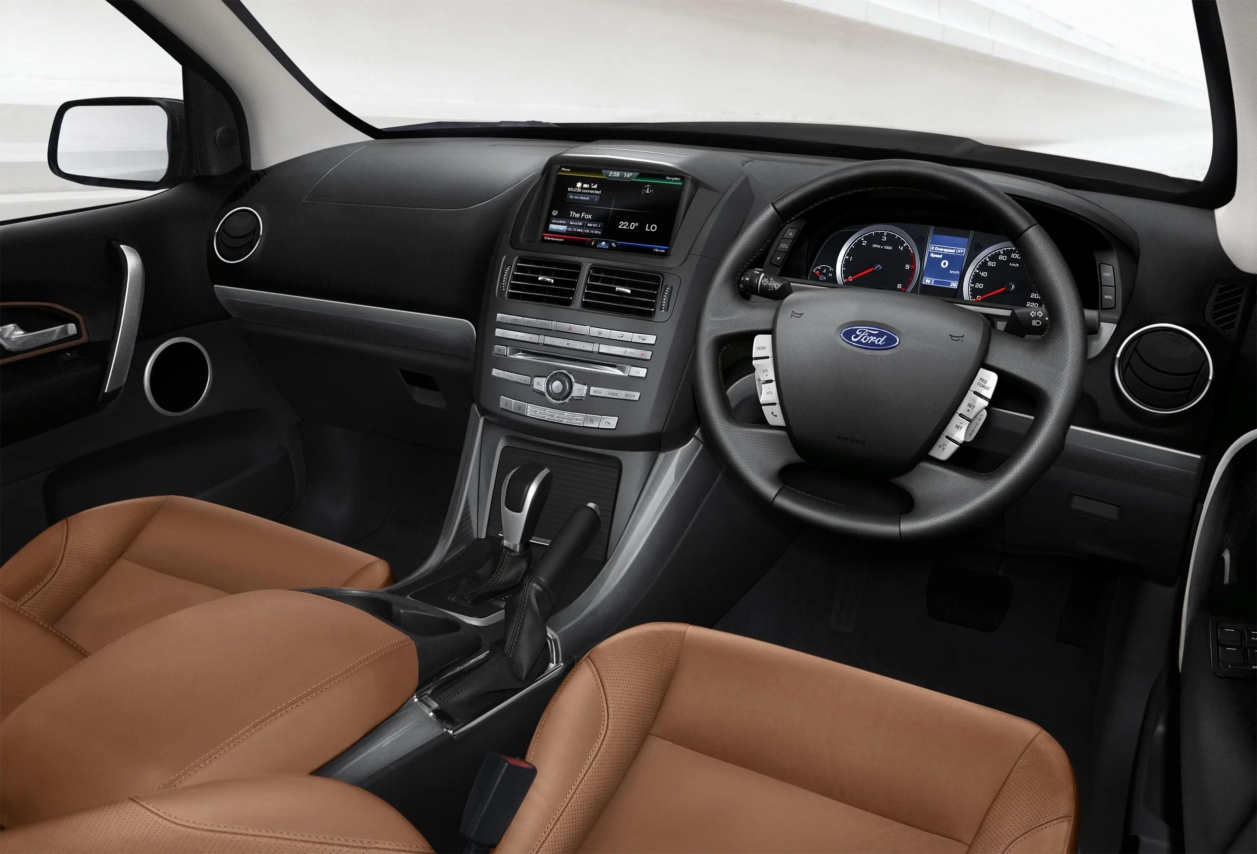 Images Ford Ranger 2014 Interior