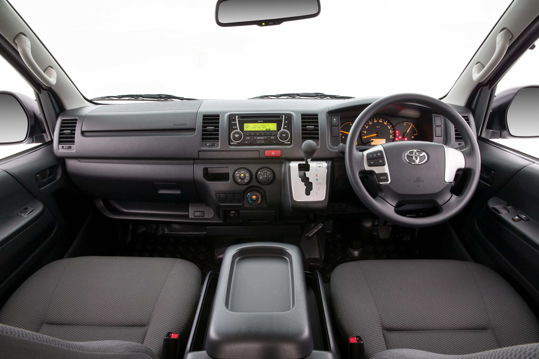 Toyota Prado 2007 Interior