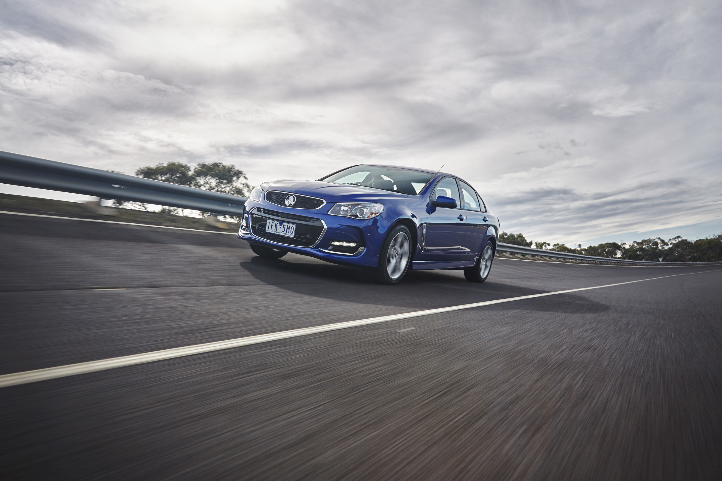 2016 Holden VF Commodore Series II Revealed VFII Features