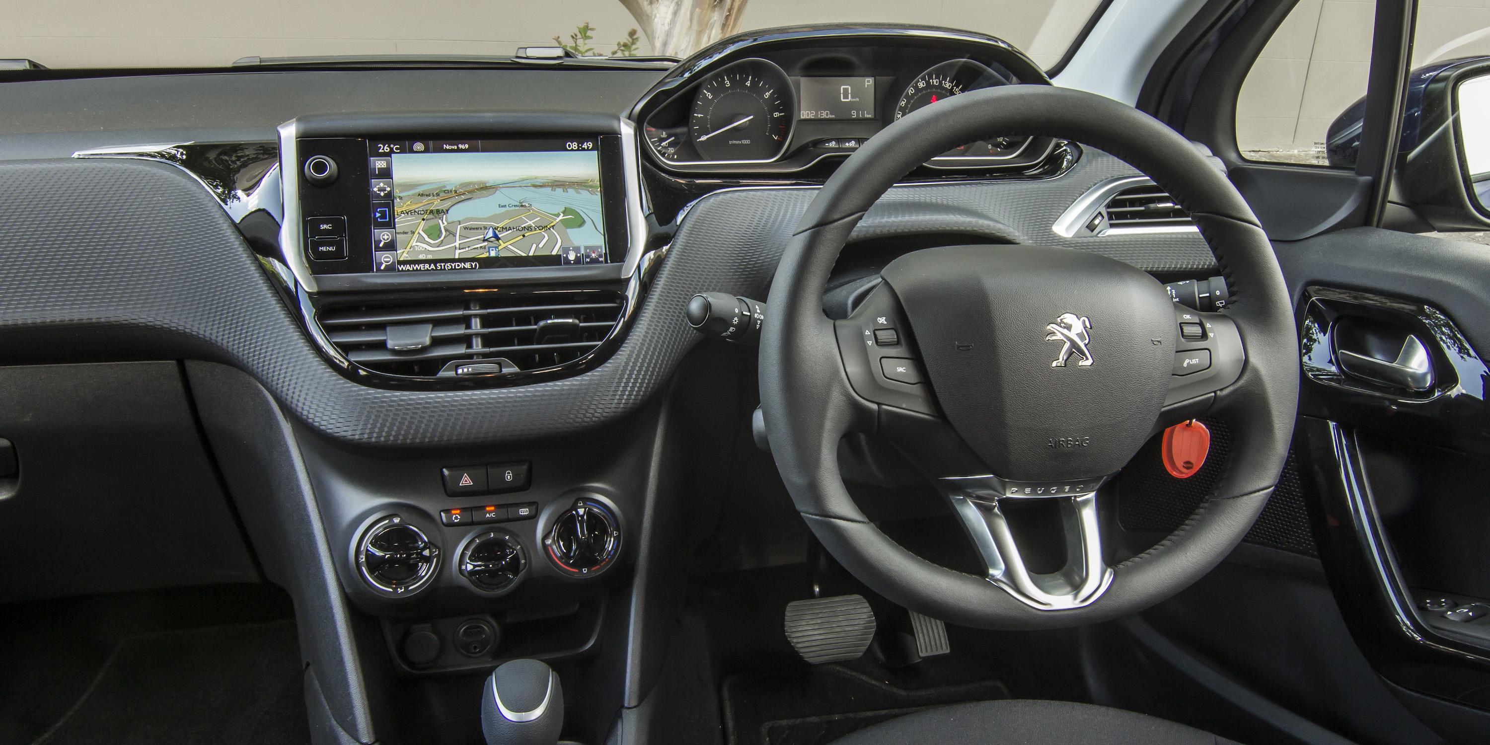 2016 Peugeot 208 Active Review Photos CarAdvice