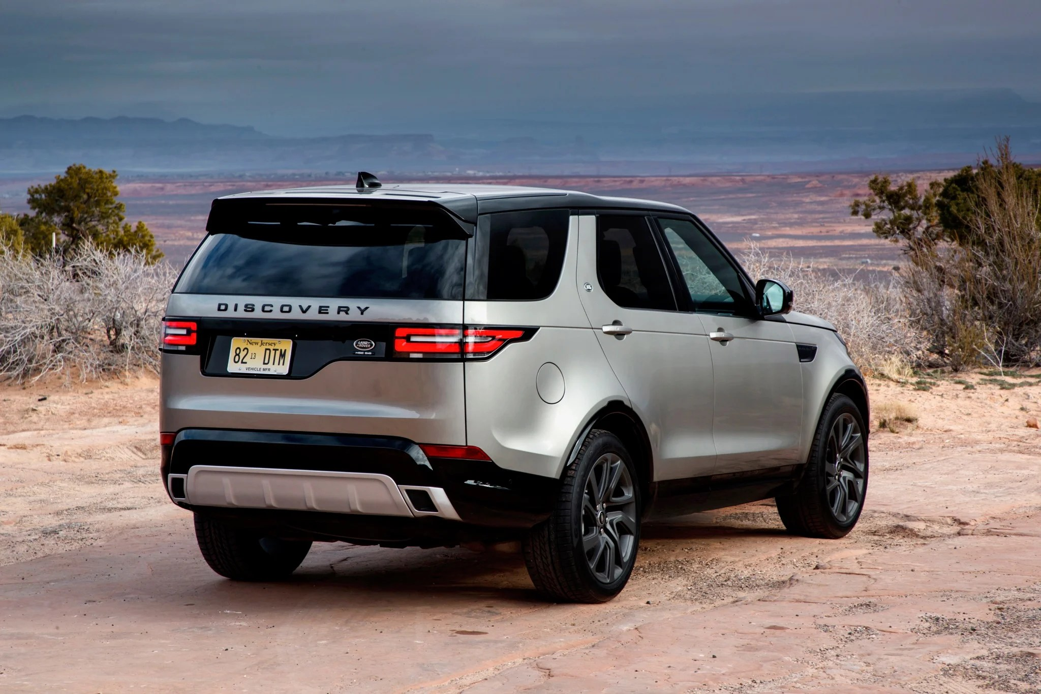 Range Rover Discovery 2017 land rover discovery review disco is
