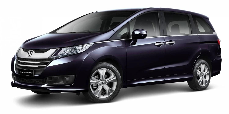 2017 Honda Jazz Odyssey Pricing And Specs Photos