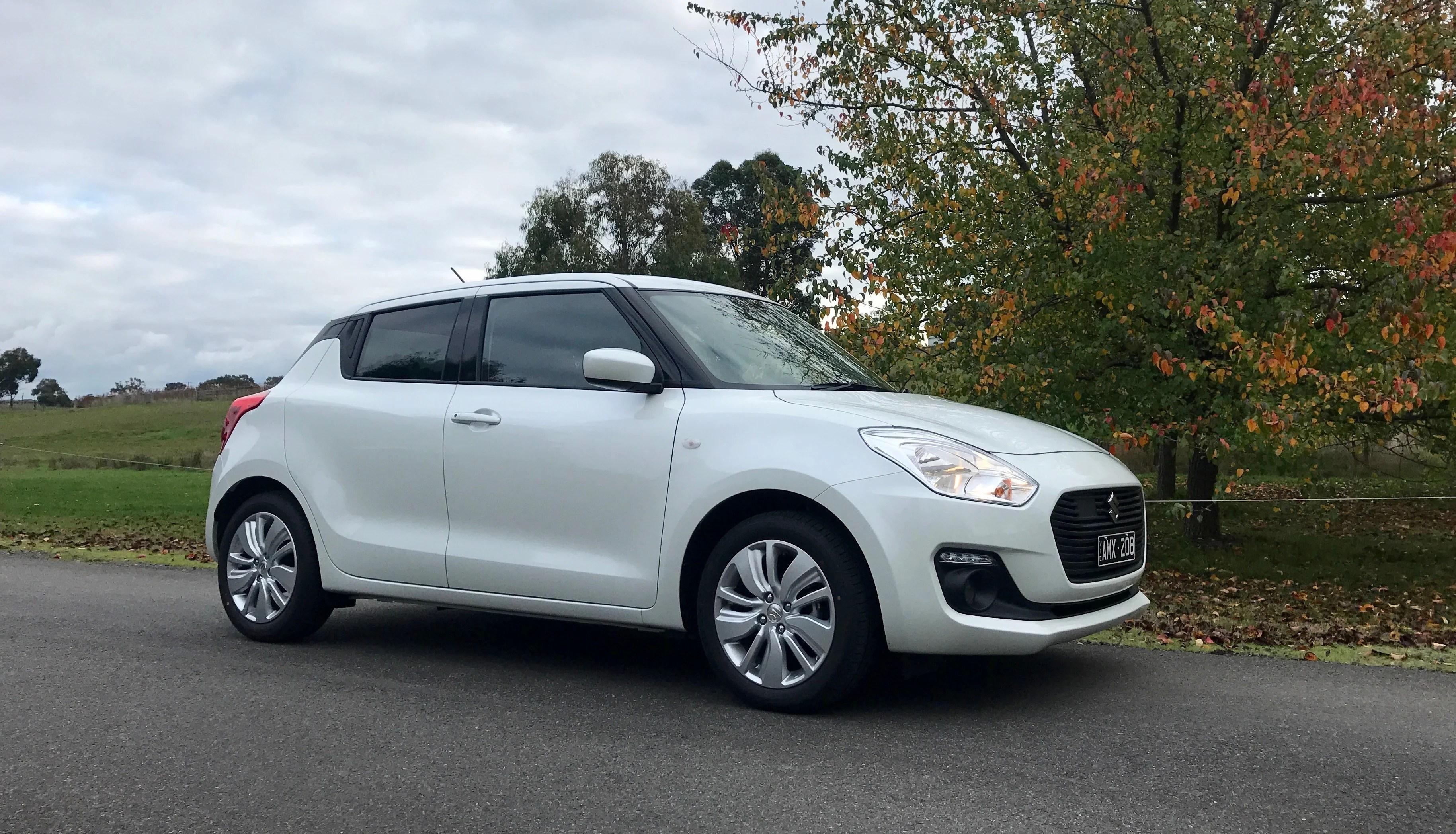 2017 Suzuki Swift Review Photos Caradvice