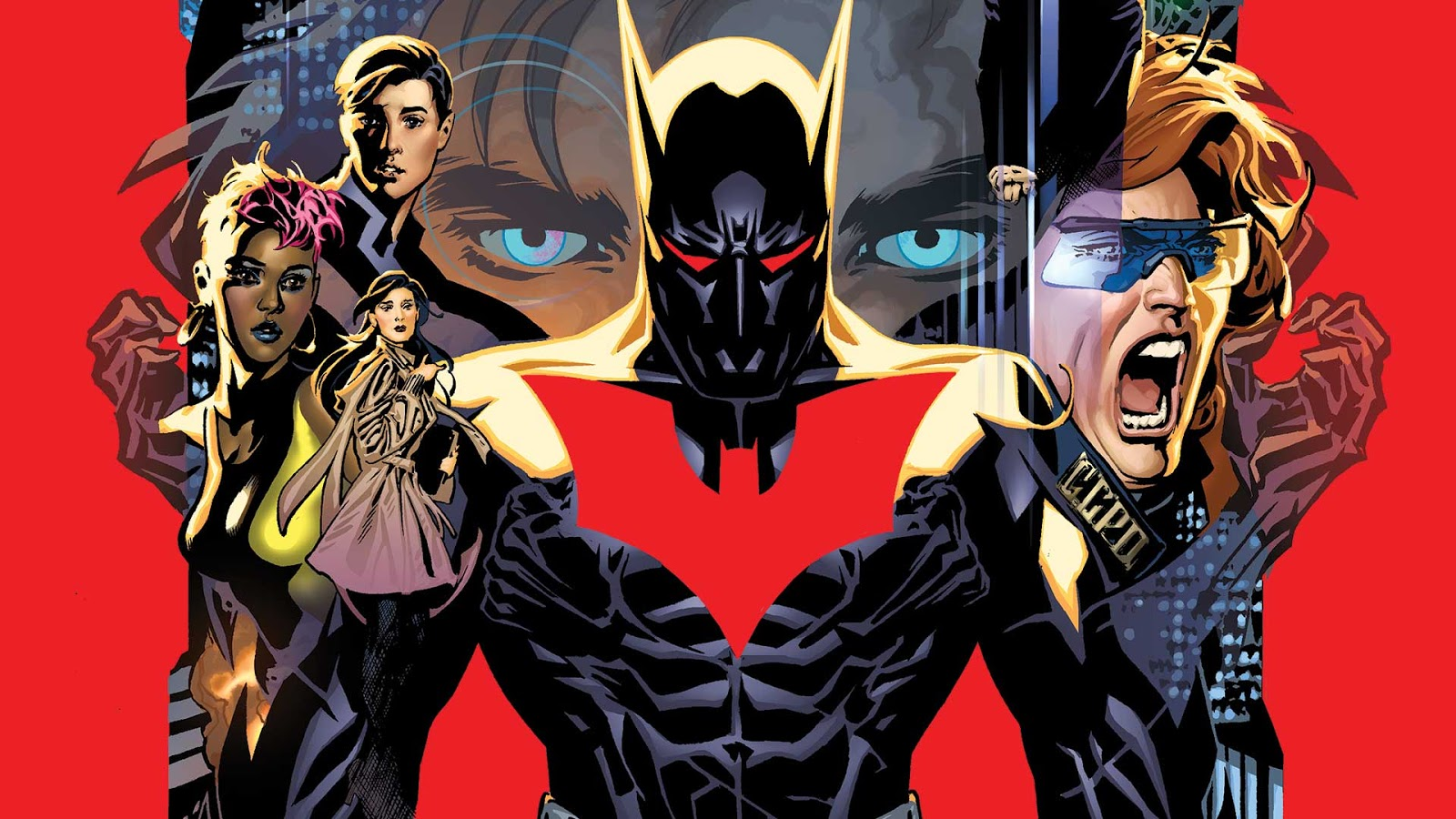 Batman Beyond, listo para la pantalla grande