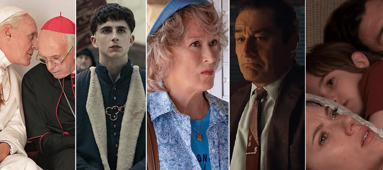 Netflix anuncia estreno de películas que buscan el Óscar