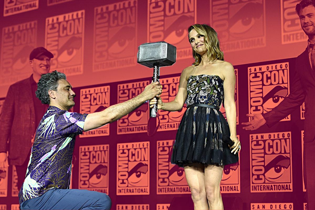 Natalie Portman podría tener su propia trilogía en Marvel