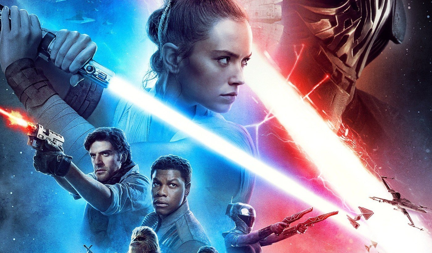 Star Wars: The Rise of Skywalker destroza récords de preventa