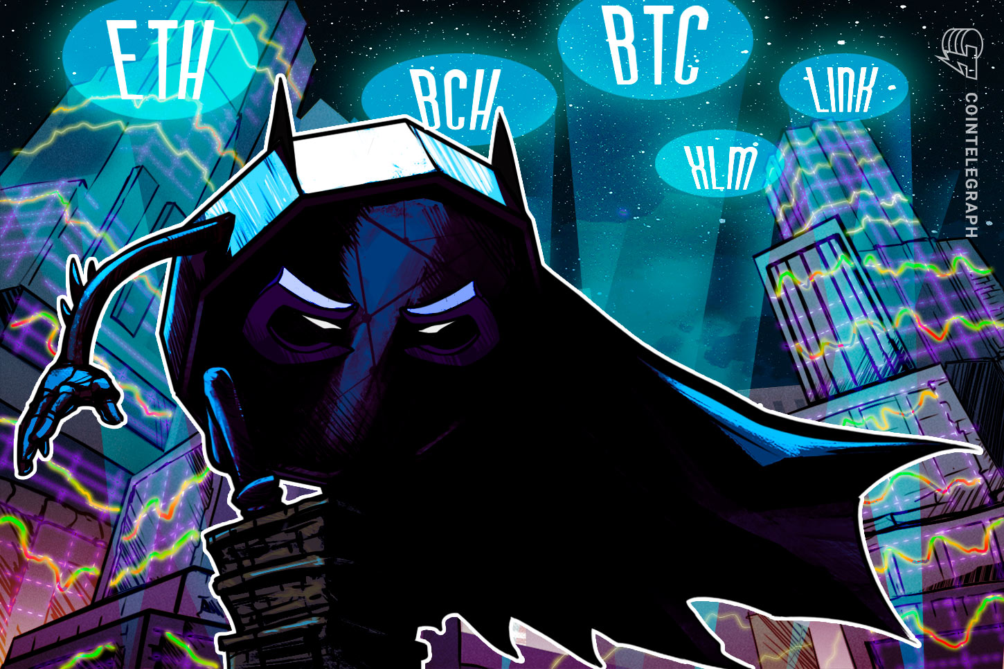 Photo of Top 5 Cryptocurrencies to Watch This Week: BTC, ETH, BCH, XLM, LINK