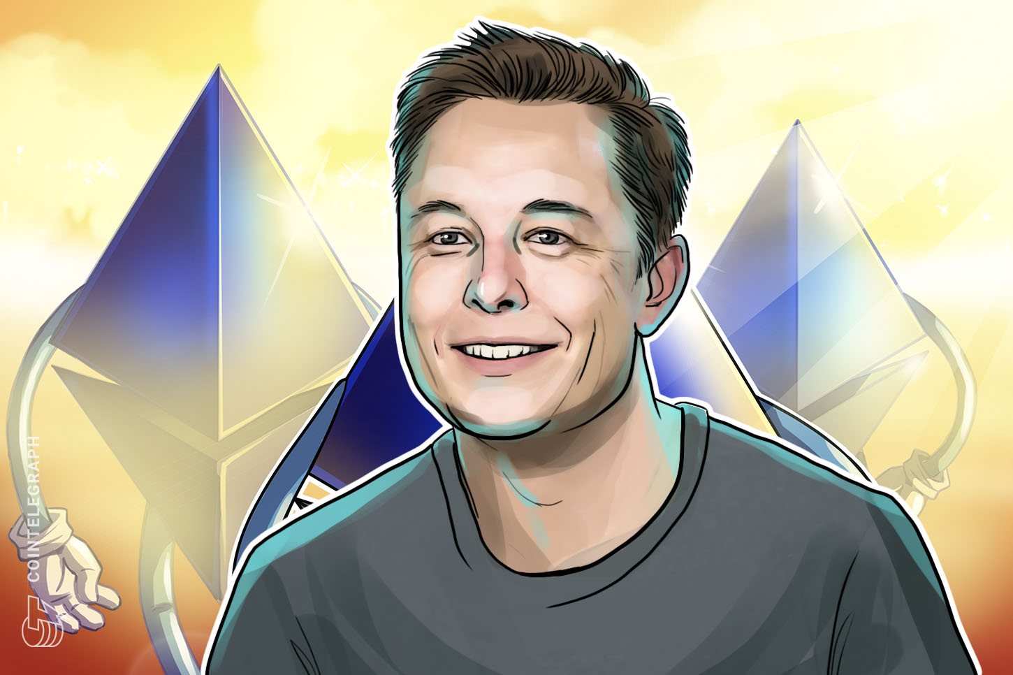 Photo of Elon Musk Says He Isn't Building Anything on Ethereum