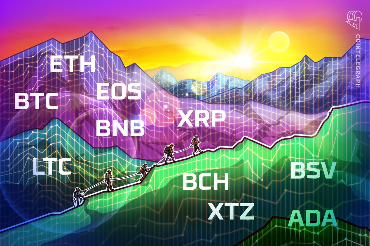 Photo of Price analysis 5/29: BTC, ETH, XRP, BCH, BSV, LTC, BNB, EOS, XTZ, ADA