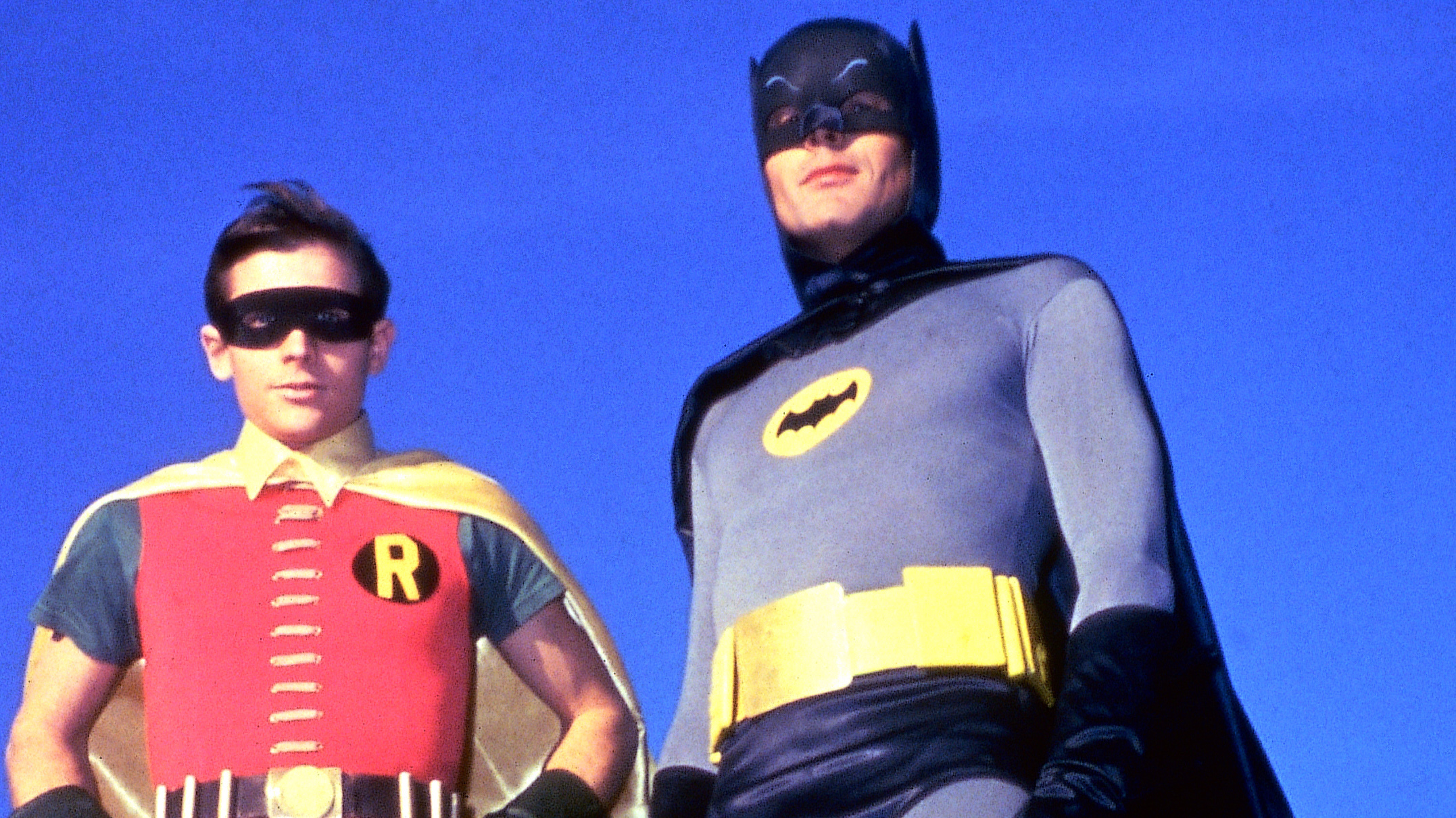 60s Robin Batman Show Tv
