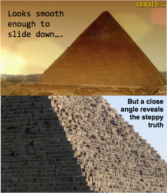 22 Angles That Will Change How You See Famous Things Forever
