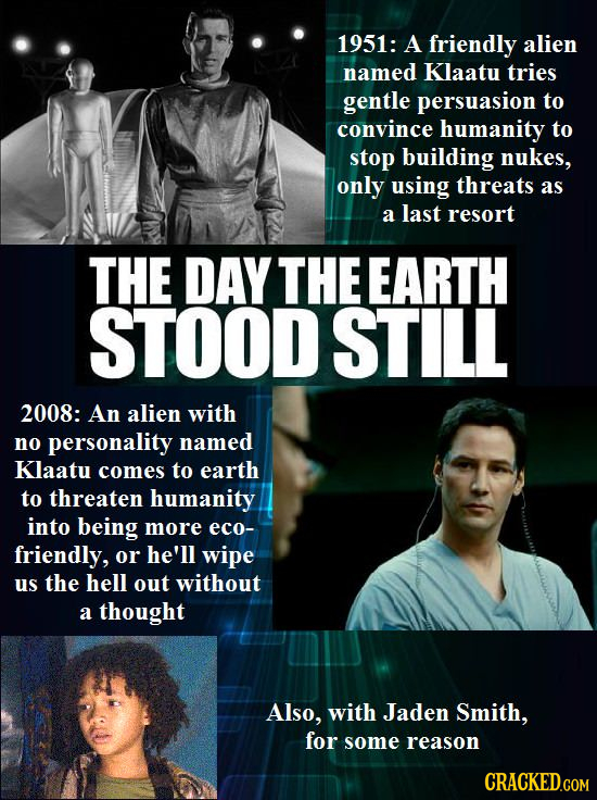 21 Terrible Hollywood Reboots And Why They Failed