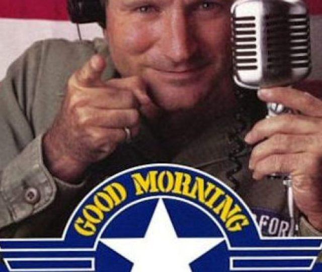 Robin Williams Memorial Screening Good Morning Vietnam