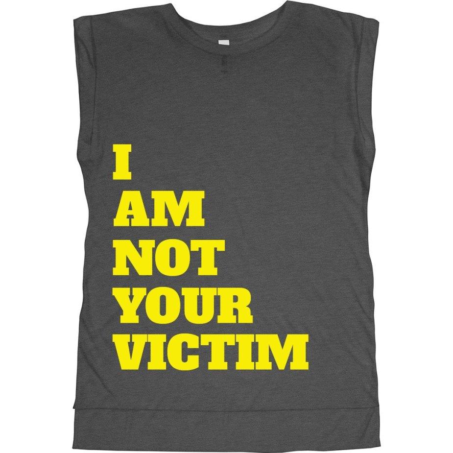 I AM NOT YOUR VICTIM (IANYV)