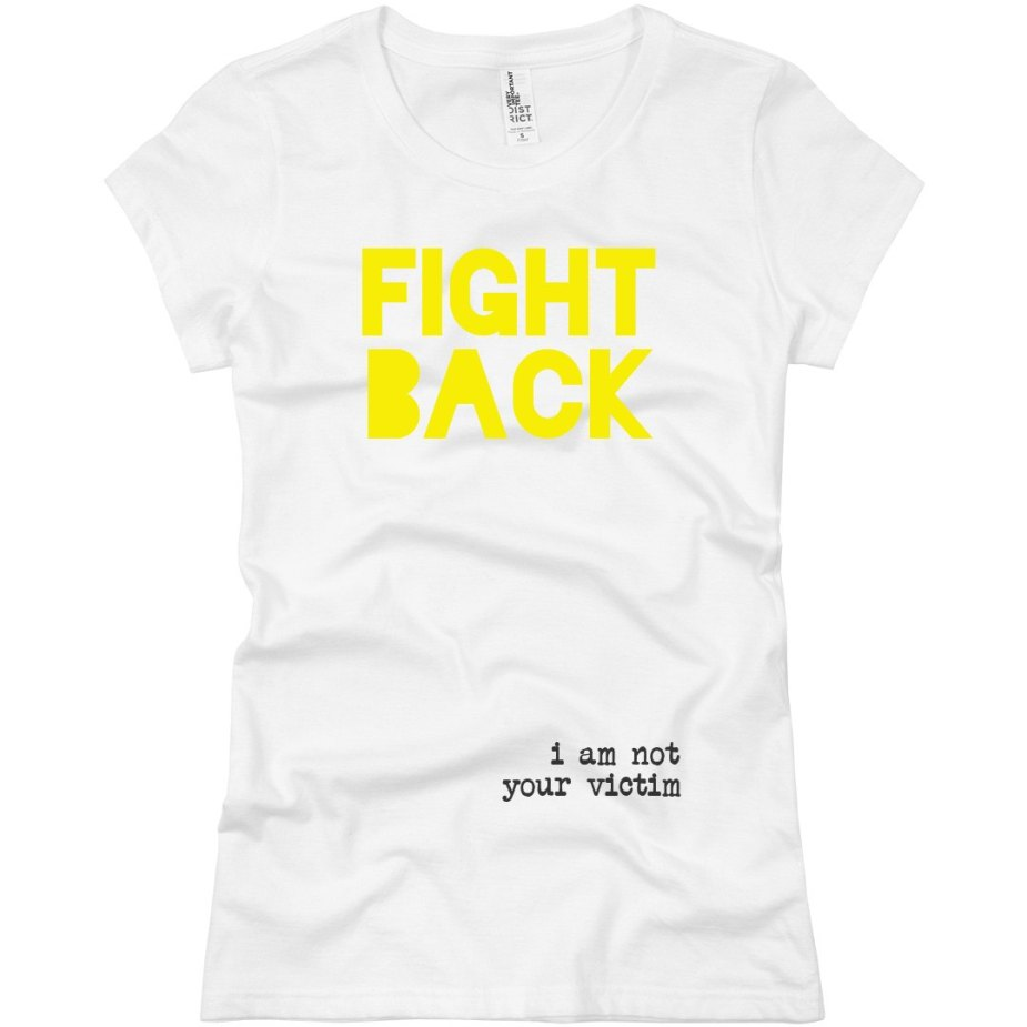 FIGHT BACK: I AM NOT YOUR VICTIM- DISCOVERING ME SERIES