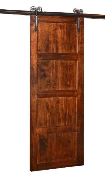 Real Sliding Barn Door