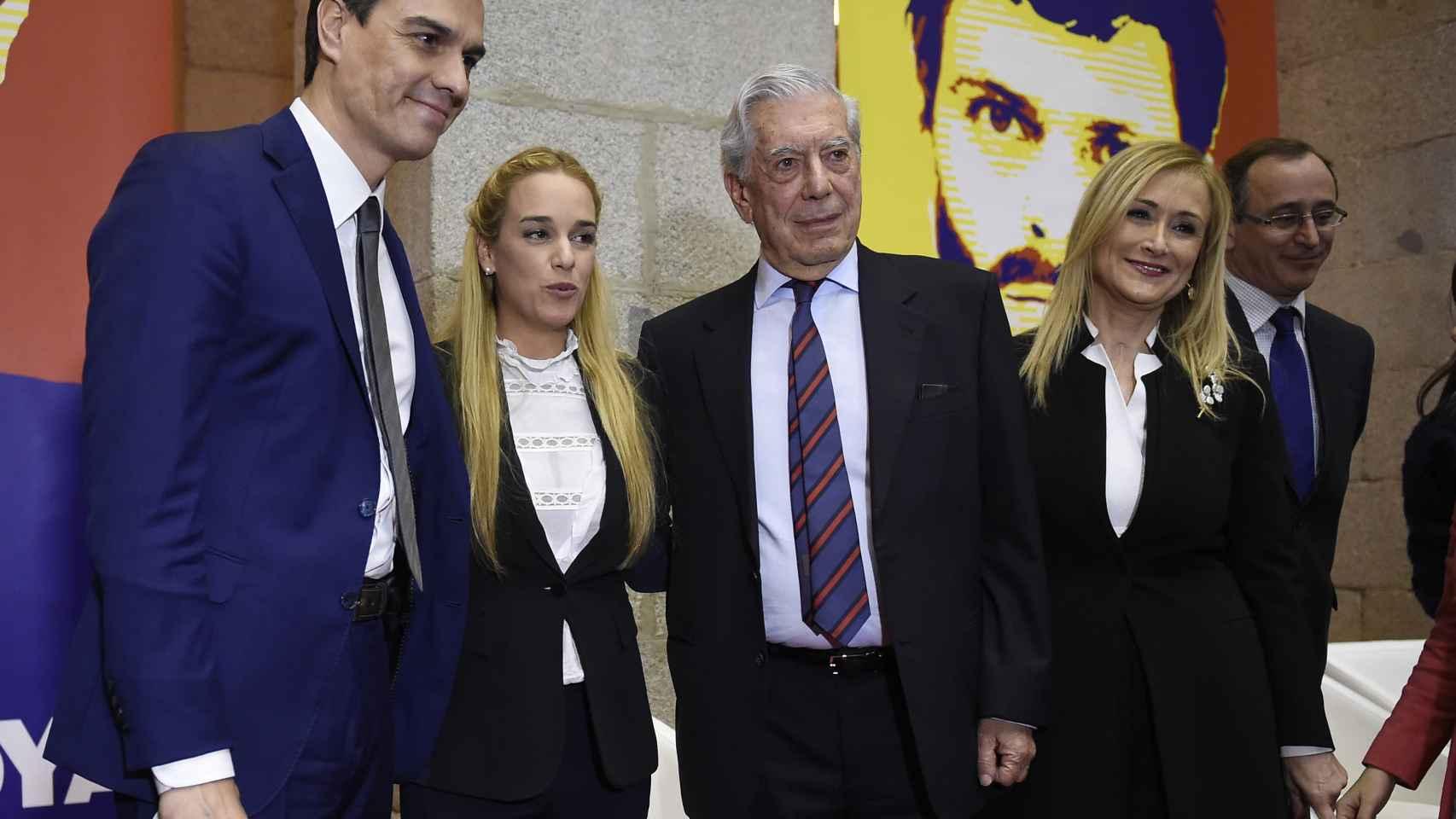 Resultado de imagen para Mario Vargas Llosa
