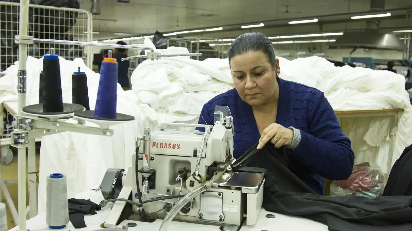 Paula Carvalho trabaja en Crispim Abreu hace 15 años.