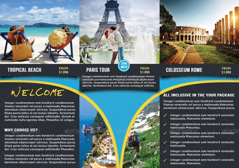 travel agency brochure pdf | Yoktravels com