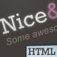 Nice & Clean, Portfolio | Layout do blog - ThemeForest Item à venda