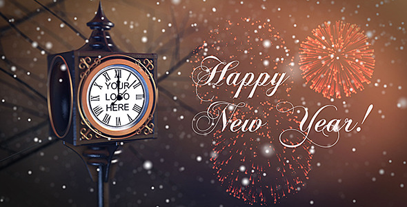 Vintage New Year Countdown Clock by solovyovslava   VideoHive Play preview video